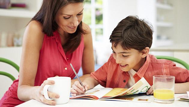 Kinder und die lebenslange Lust am Lernen (Bild: thinkstockphotos.de)