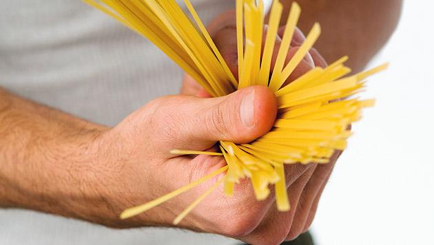 Postkastenschlösser mit Spaghetti ruiniert (Bild: thinkstockphotos.de (Symbolbild))