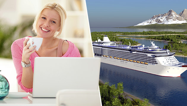 Tipps für die Buchung einer Kreuzfahrt (Bild: thinkstockphotos.de)