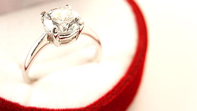 Heiratsantrag in Graz endet mit Betretungsverbot (Bild: thinkstockphotos.de)