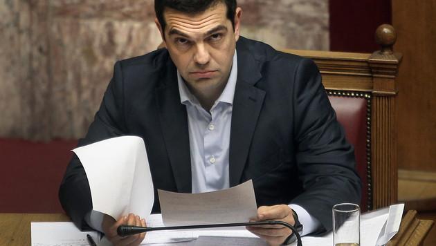Griechenland erhält weitere Milliardenhilfen (Bild: APA/EPA/SIMELA PANTZARTZI)