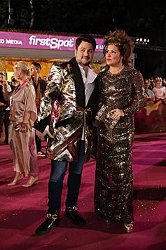 Anna Netrebko und Yusif Eyvazov (Bild: Klemens Groh)