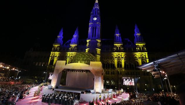 Das Wiener Rathaus (Bild: Klemens Groh)