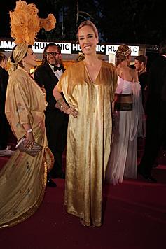 ORF-Lady Nadja Bernhard (Bild: Klemens Groh)