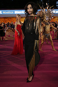 Conchita Wurst (Bild: Klemens Groh)