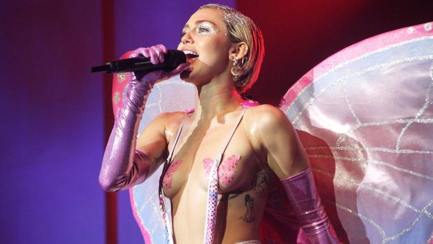 Miley Cyrus (Bild: Viennareport)