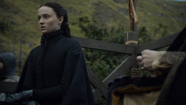 Sophie Turner als Sansa Stark (Bild: Viennareport)
