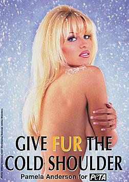 Pamela Anderson engagiert sich seit Jahren für PeTA. (Bild: peta.ort)