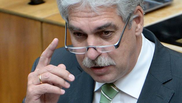 Schellings Finanzrahmen im Nationalrat beschlossen (Bild: APA/ROLAND SCHLAGER)