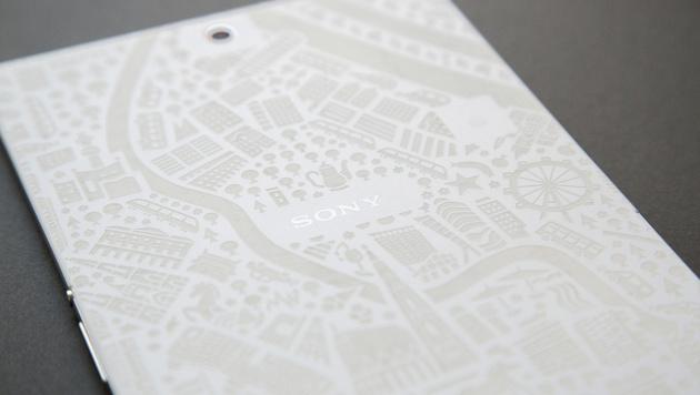 Sony bringt Xperia-Tablet im Wien-Design (Bild: Sony)
