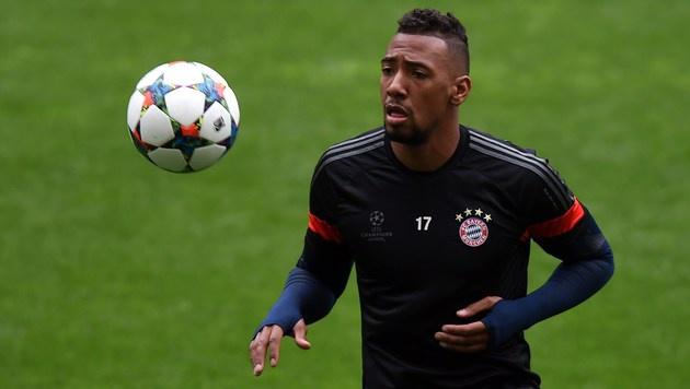 Bayern: Nach Müller auch Boateng vor Verlängerung (Bild: AFP)