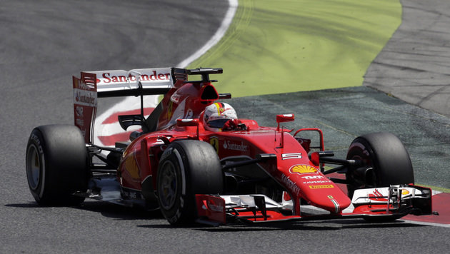 Ferrari will Monaco-Durststrecke beenden (Bild: AP)