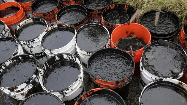 Neuer Höchststand bei Treibhausgasen (Bild: AP)