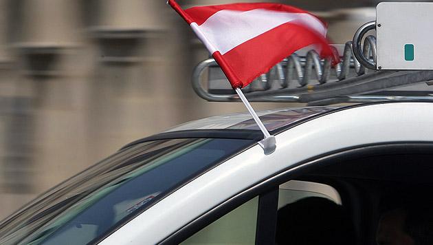 So fährt Österreich (Bild: APA/GEORG HOCHMUTH)