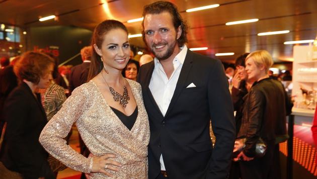 """""""Miss Austria""""-Chefin Silvia Schachermayer und Josef Schachermayer (Bild: Reinhard Holl)"""