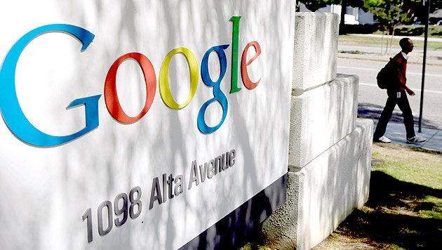 Google testete Kauf-Button in der Suchmaschine (Bild: AP)