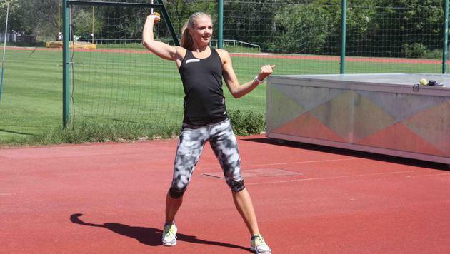 Ivona Dadic: Ihre Leidensgeschichte geht weiter (Bild: Michael Fally)