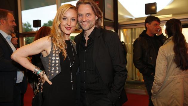 Lilian Klebow und Ehemann Erich Altenkopf (Bild: Reinhard Holl)