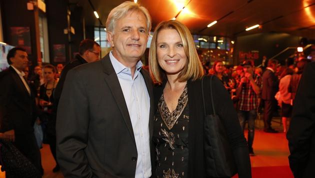 Barbara Stöckl und Fritz Riffer (Bild: Reinhard Holl)