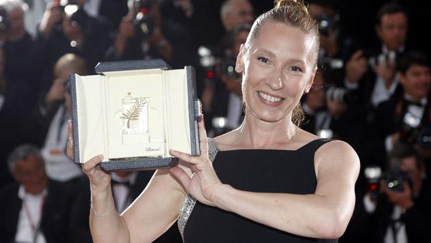 Emmanuelle Bercot teilt sich den Preis für die beste Schauspielerin mit Rooney Mara. (Bild: AP)