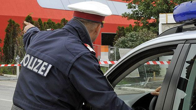 Flüchtiger Lenker stellte sich nach Unfall Polizei (Bild: APA/HERBERT P. OCZERET (Symbolbild))