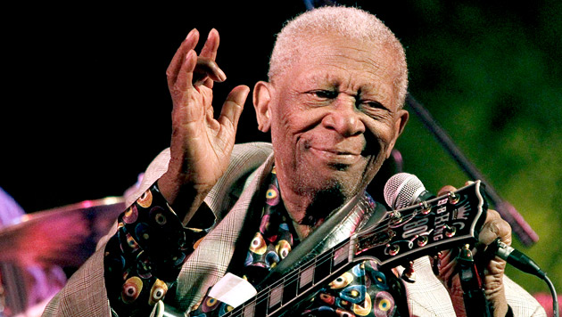 Wurde Blues-Legende B.B. King vergiftet? (Bild: AP)
