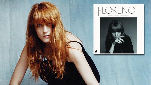 Florence + The Machine: Wohlklingender Breakdown (Bild: Universal Music)
