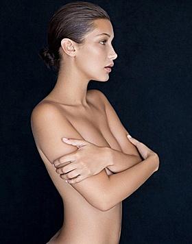 Bella Hadid ist bei einer großen Modelagentur unter Vertrag. (Bild: instagram.com/bellahadid)