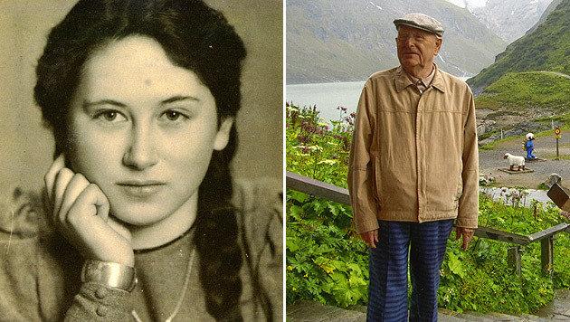 Ein Kriegsveteran aus Deutschland sucht seit dem Kriegsende eine Österreicherin namens Trude. (Bild: privat)
