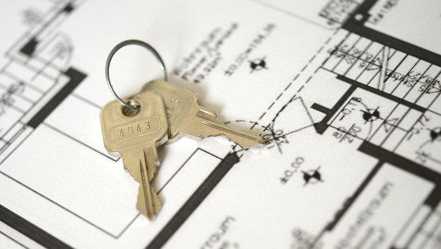 Einigung verpasst: Wohnen bleibt weiter so teuer (Bild: APA/Helmut Fohringer)