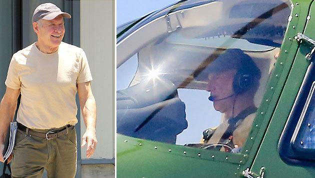 Harrison Ford fliegt wieder