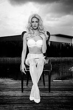 """""""Miss Niederösterreich"""" Cornelia Ebner (Bild: Manfred Baumann)"""