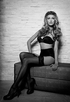 """Vize-""""Miss Kärnten"""" Julia Zwipp (Bild: Manfred Baumann)"""