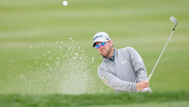 Wiesberger steht bei den Irish Open an der Spitze (Bild: GEPA)