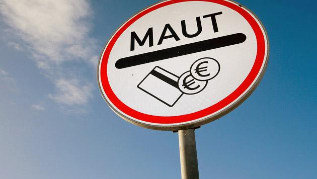 """Deutsche Kritik an Österreichs """"Maut-Maulerei"""" (Bild: dpa)"""