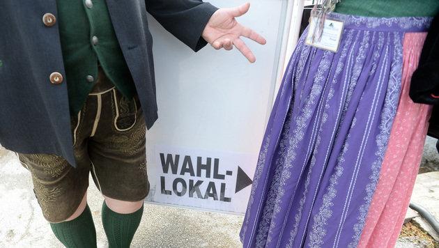 Ausländerthema verhalf steirischer FPÖ zum Erfolg (Bild: APA/BARBARA GINDL)