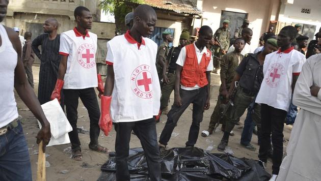Nigeria: 22 Tote bei Terroranschlag auf Moschee (Bild: AP (Symbolbild))