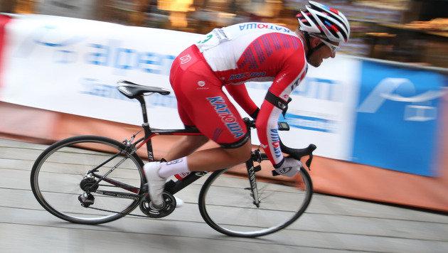 Rad-Sensation: Marco Haller gewann die Fjord-Tour (Bild: GEPA)
