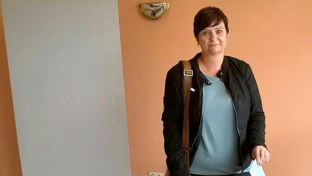 Claudia Klimt-Weithaler (KPÖ) (Bild: APA/SUSANNE PULLER)