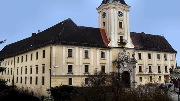 Das Stift Lambach im Bezirk Wels- Land (Bild: Gerhard Anzinger Wels)