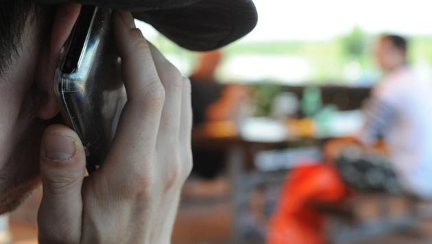 Psychisch Kranker löste siebenmal Bombenalarm aus (Bild: APA/HERBERT PFARRHOFER)