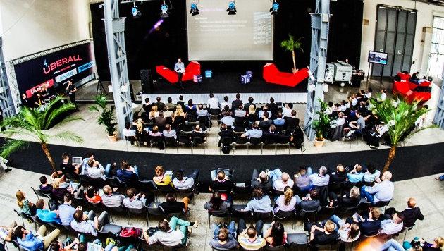 Wien wird zum Mekka der App-Entwicklerszene (Bild: ÜBERALL Scene Development)