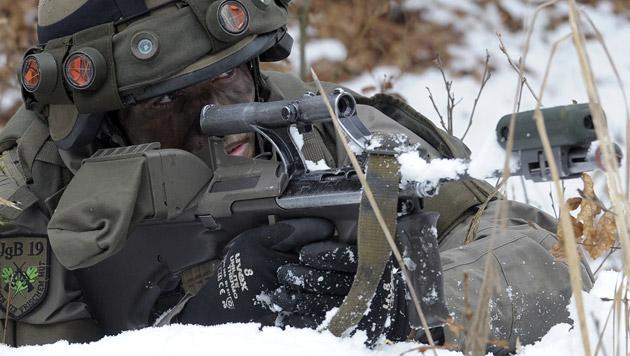 Milizverband hofft mit Doskozil auf Neubeginn (Bild: APA/BUNDESHEER/GUNTER PUSCH)