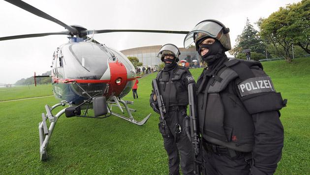 Halbe Milliarde mehr für Österreichs Sicherheit (Bild: Chris Koller (Symbolbild))