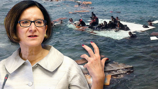 Innenministerium erwartet 70.000 Asylanträge (Bild: APA/EPA/ANTONIO BAT, APA/EPA/LOUKAS MASTIS)