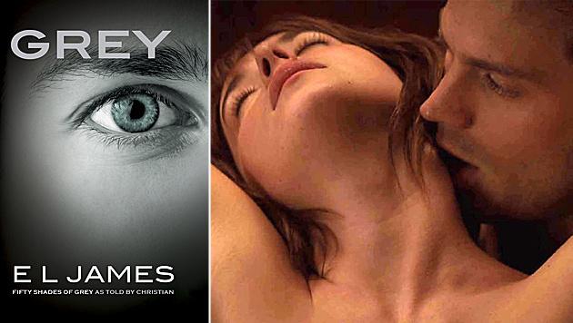 """Fans dürfen sich auf den neuen """"Fifty Shades of Grey""""-Roman freuen. (Bild: AP, Viennareport)"""