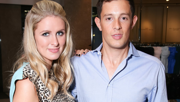 Nicky Hilton und James Rothschild (Bild: Viennareport)