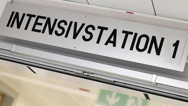 """Primarius-Visite als Sonderklasse auf """"Intensiv"""" (Bild: APA/HELMUT FOHRINGER)"""