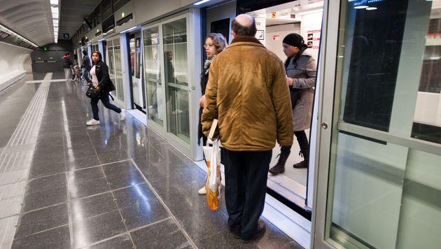 Revolution auf U5-Strecke: Züge fahren automatisch (Bild: Transports Metropolitans de Barcelona (TMB))