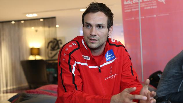 "Viktor Szilagyi: ""Stolz auf 18 Jahre im ÖHB-Team"" (Bild: GEPA)"